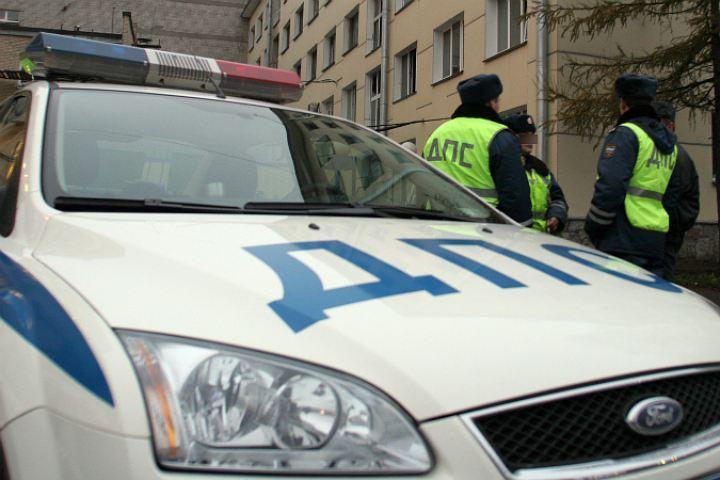 Свидетели: НаПлощади Победы сбили сотрудника милиции