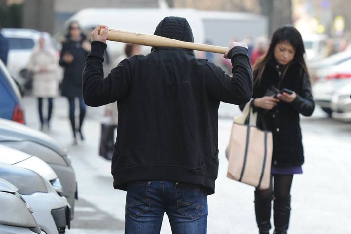 ВНижнем Новгороде при столкновении 2-х маршруток пострадала женщина