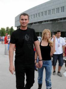 Янукович-младший был на полуострове частым гостем... Фото: Виталий ПАРУБОВ