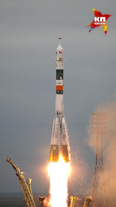 На сегодня Россия - единственная страна в мире, способная обеспечить регулярную доставку экипажей на Международную космическую станцию. Фото: Александр МИЛКУС