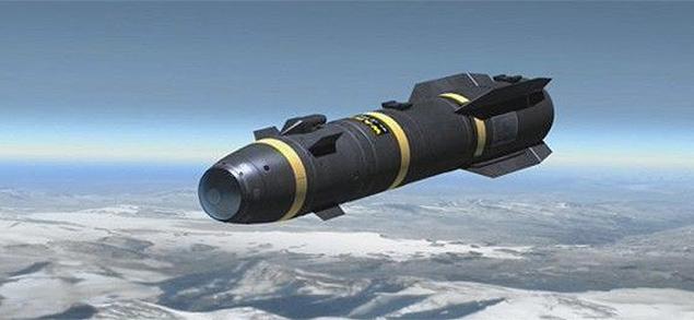 """Ракета """"Хеллфайр"""" относится к классу высокоточных авиационных средств поражения."""