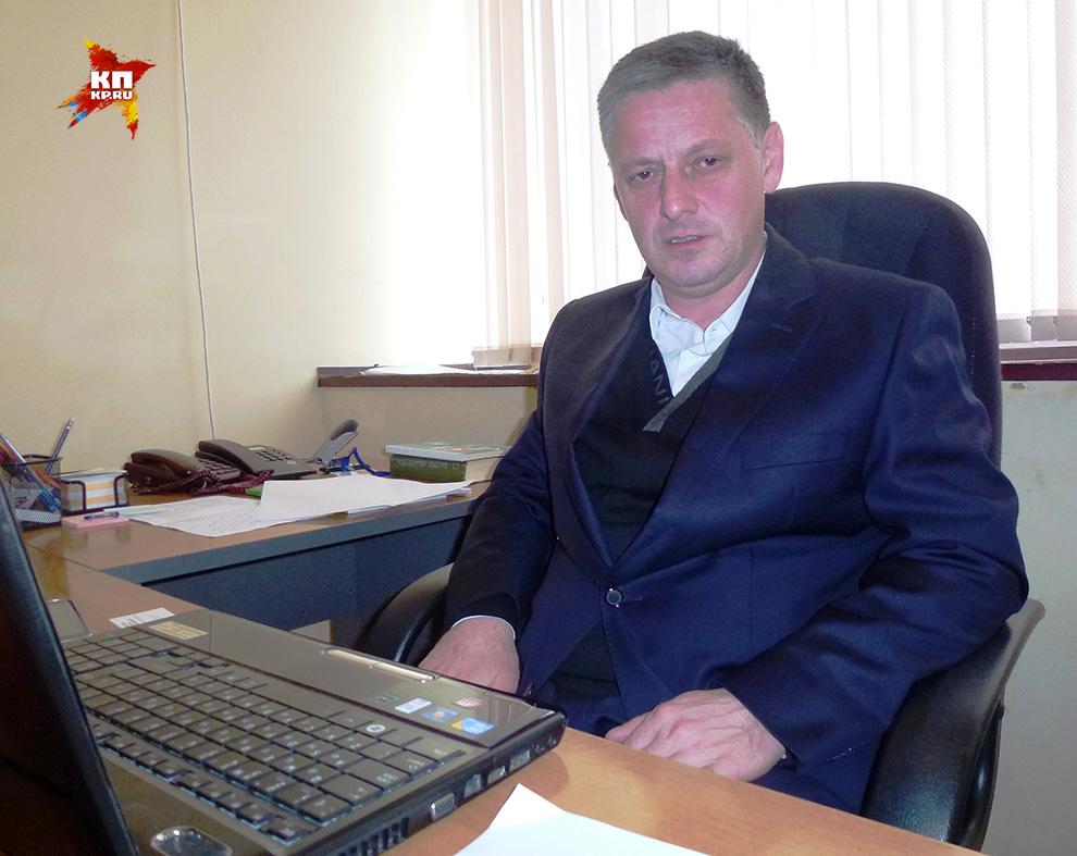 Зам министра экономики Абхазии Ахра Аристава считает, что драма Абхазии  в несовершенстве законов Фото: Николай ВАРСЕГОВ