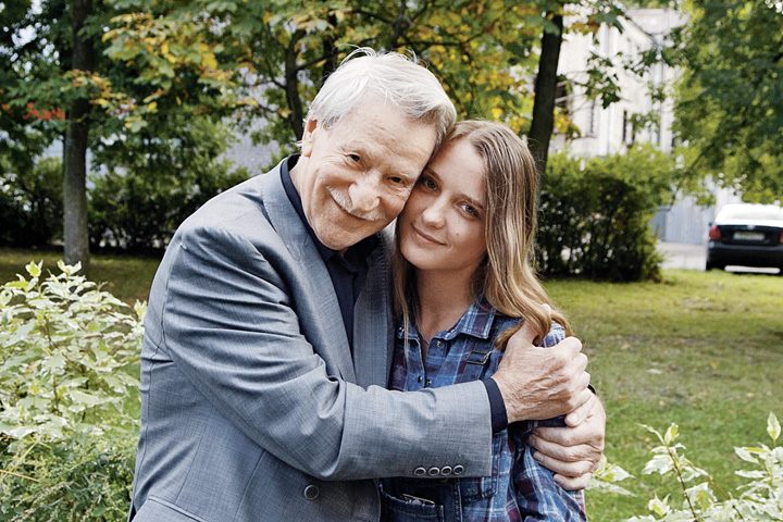 Возможно, на брак Армена Борисовича вдохновил другой известный молодожен - 85-летний Иван Краско. Фото: Александр ГЛУЗ