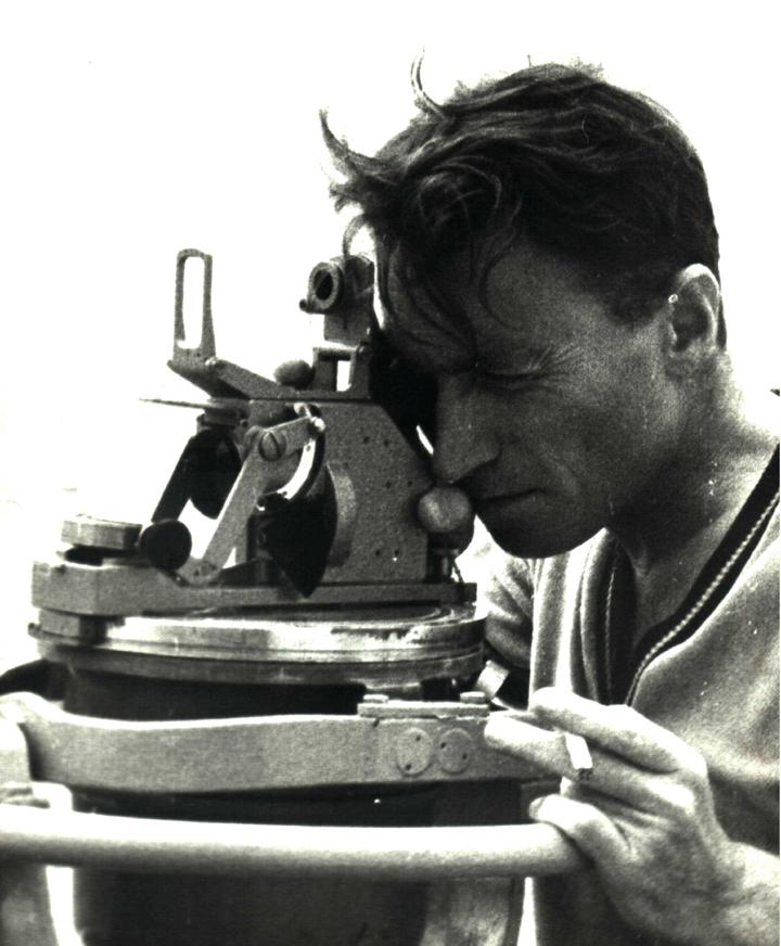 Виктор Конецкий, 1969 год