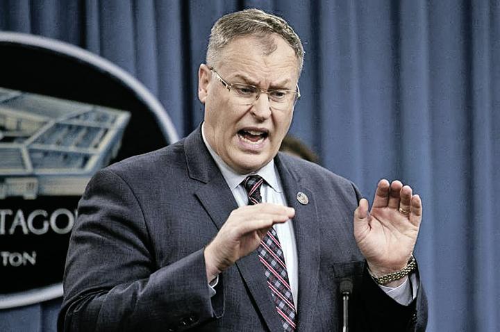 Главными противниками Америки замминистра обороны США Роберт Уорк назвал Россию и Китай. Фото: AP Photo