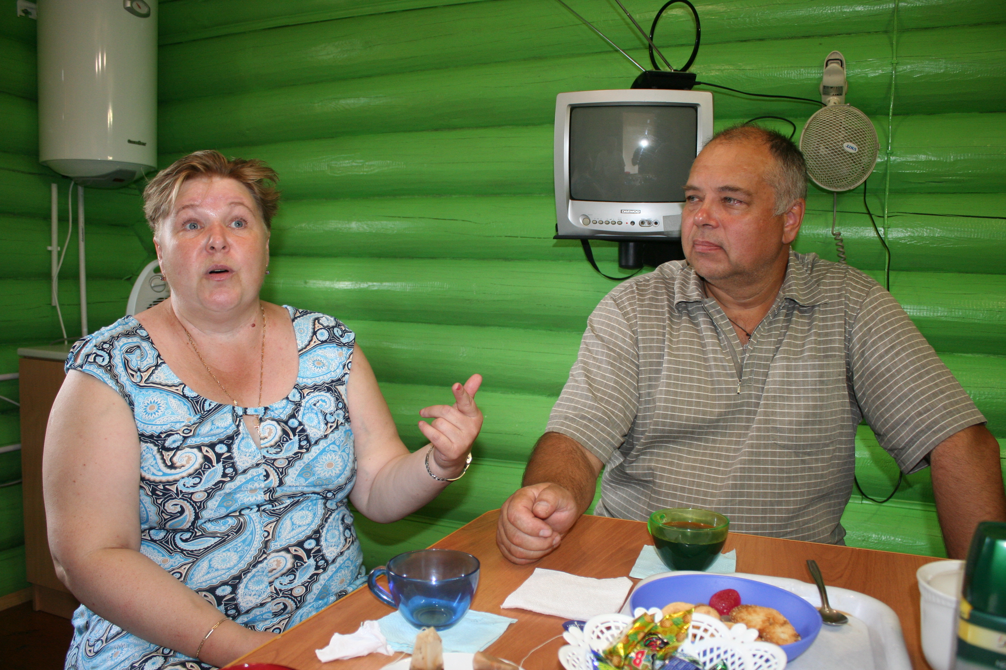 Русские жены раздеваются при гостях 21 фотография
