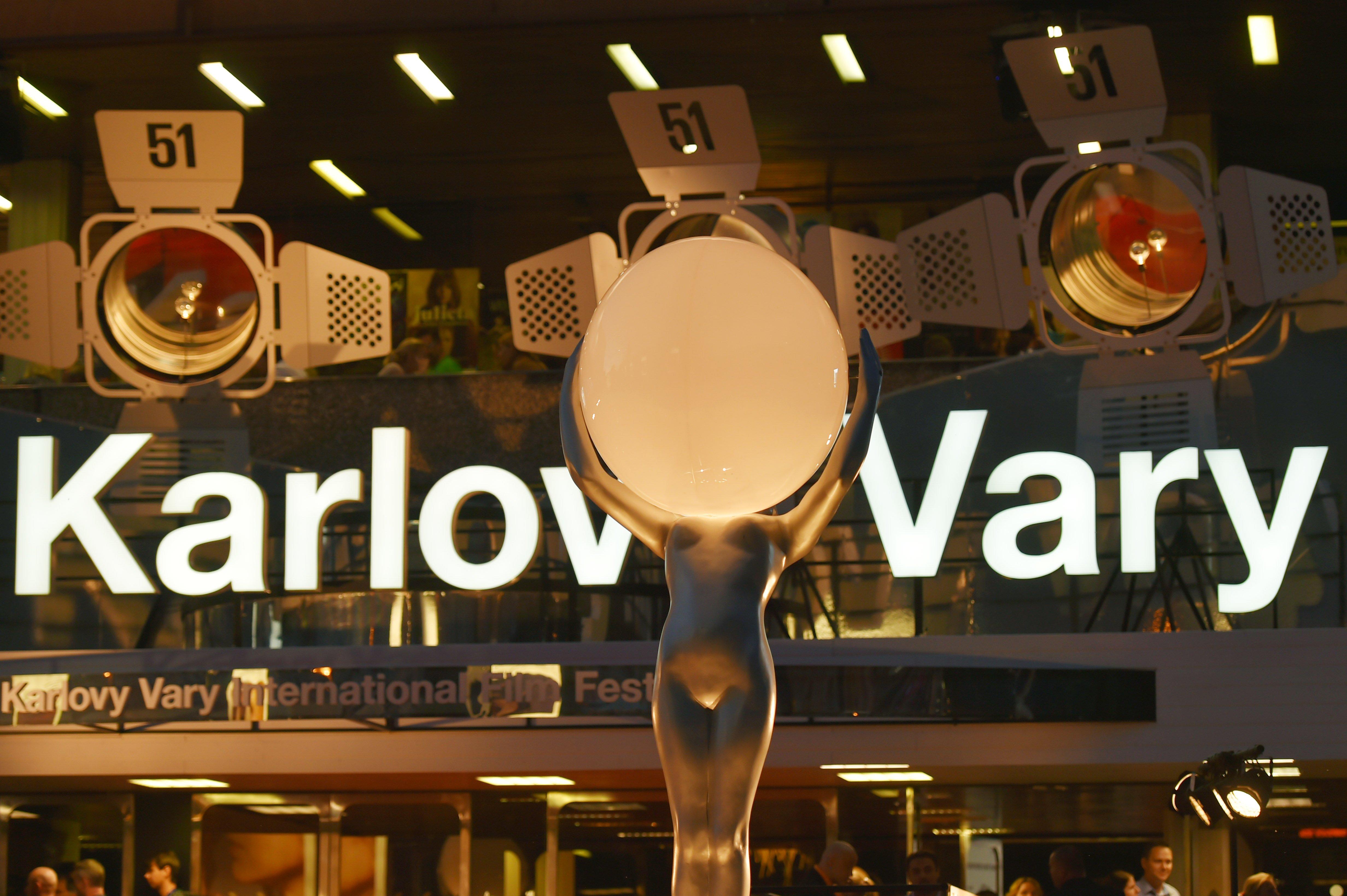 Кинофестиваль в Карловых Варах называют восточно-европейскими Каннами. Фото: GLOBAL LOOK PRESS
