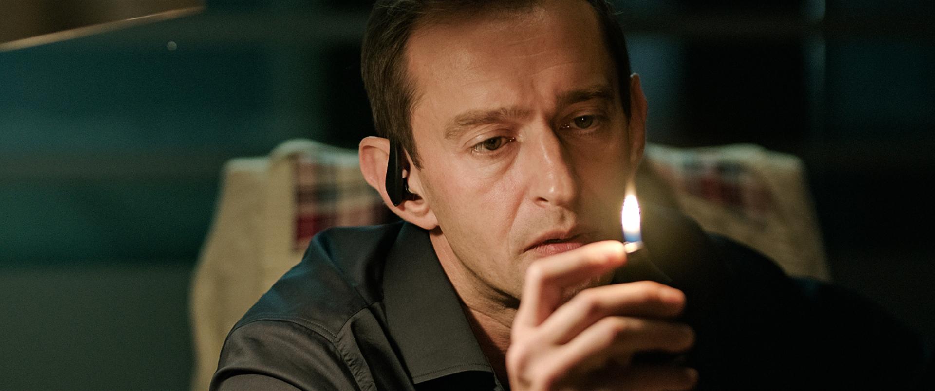 Кадр из фильма «Коллектор».
