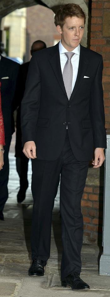 Вот он - 25-летний Хью Гросвенор, новый герцог Вестминстерский и самый молодой миллиардер Британии. А так же далекий потомок Александра Пушкина. Фото: EAST NEWS.