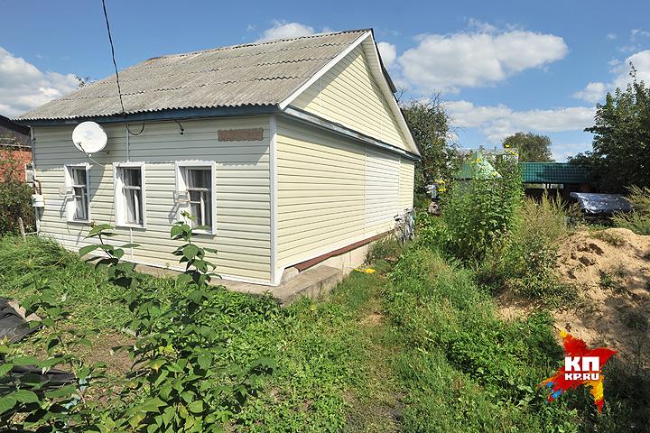 Дом, в котором живет семья Черниковых Фото: Евгения ГУСЕВА