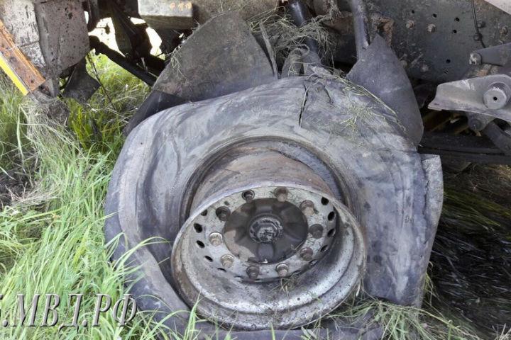 Наомском участке дороги Челябинск— Новосибирск погибли три человека