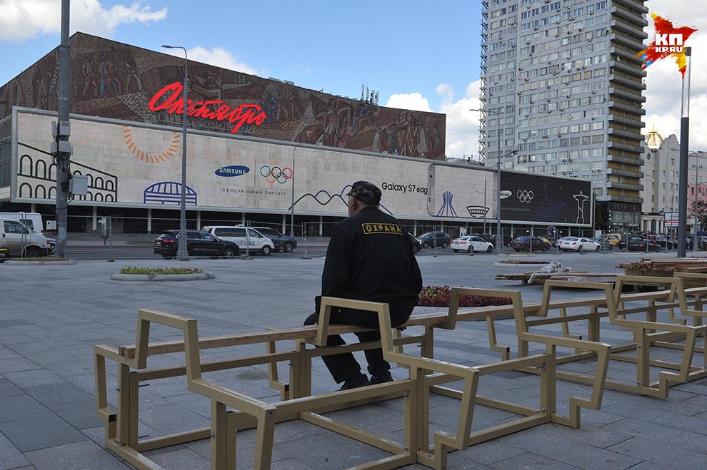 Собянин: Новый Арбат будет площадкой проведения городских фестивалей иярмарок