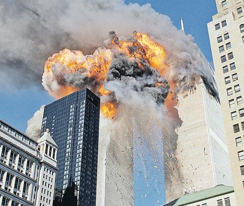 В своей книге «Зеро» и фильме «Расследование с нуля» Джульетто Кьеза утверждает: «История 11 сентября сама по себе сомнительна».