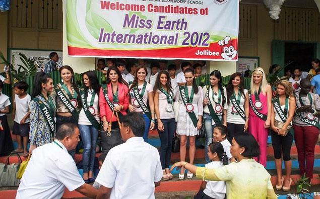 Девушки со всего мира представляют свое видение правильной экологической политики.