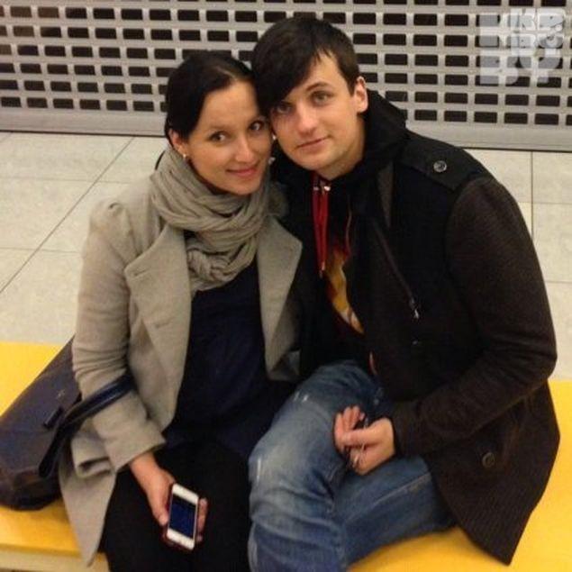Уже на поздних месяцах беременности Виктория ездила в Москву к мужу и вместе с ним - в Вильнюс для шопинга и отдыха