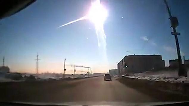 Челябинский метеорит оказался самым крупным