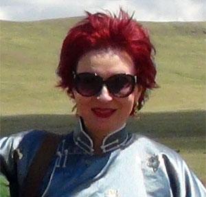 Дарья Асламова. Фото: Дарья АСЛАМОВА