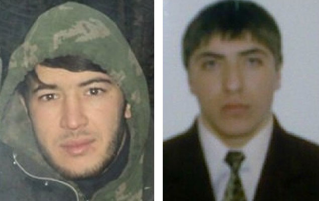 Руслан Казанбиев и Курбан Омаров.