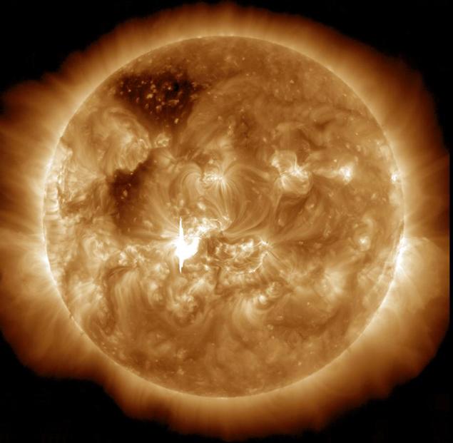 Эксперты прогнозируют, что Солнце скоро не успокоится.