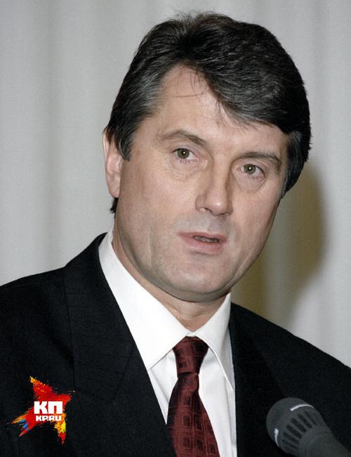Несмотря на цветущий вид Виктор Ющенко к 2004 году болел уже десять лет Фото: РИА Новости