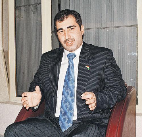 Рамазан Османов - иракский политолог курдского происхождения. Выходец из СНГ.  Фото: Личный архив