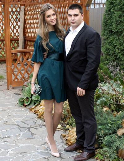 Татьяна Баитова с женихом Фото: СОЦСЕТИ