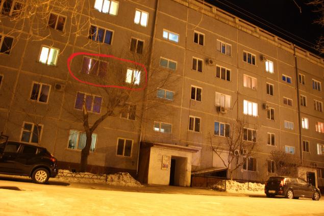 Дом, в котором жил убийца. Фото: Юрий ЮРКО