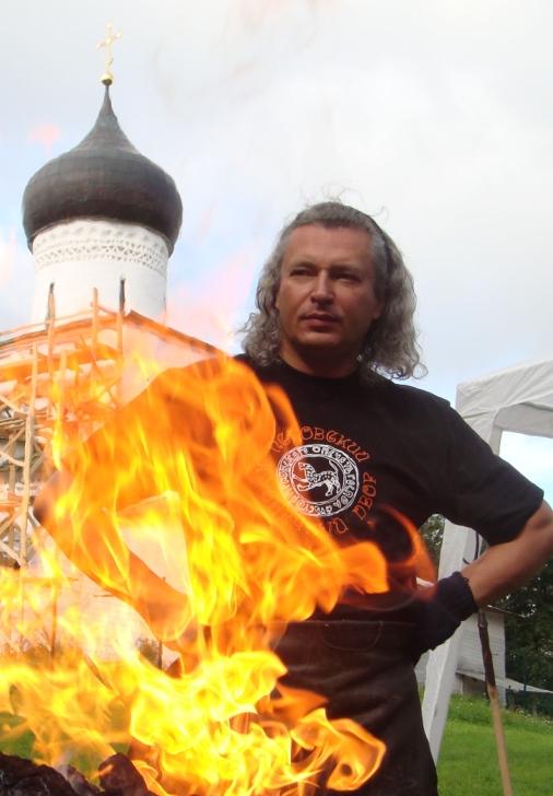Евгений Вагин - давний поклонник Пугачевой. Фото - личный архив героя публикации
