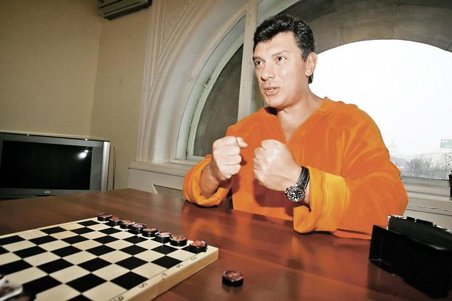Борис Немцов стал разменной фигурой в игре Запада против России. Фото: Владимир ВЕЛЕНГУРИН