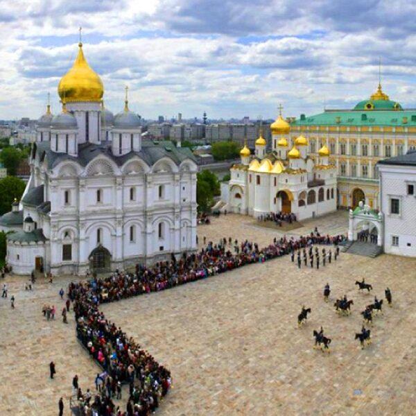 Ночь музеев в Кремле