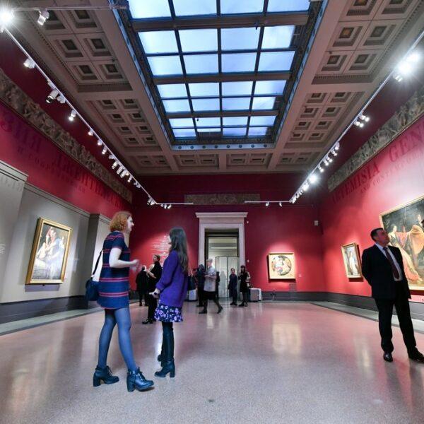Выставка «Шедевры из музея Каподимонте в Неаполе»