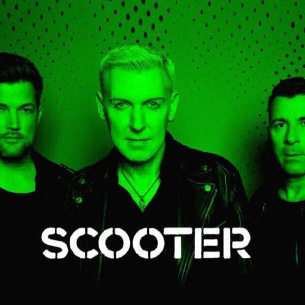 Онлайн-концерт Scooter «I want you to stream»