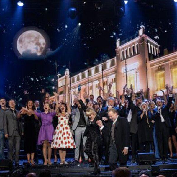 Ночь театров в Ленкоме