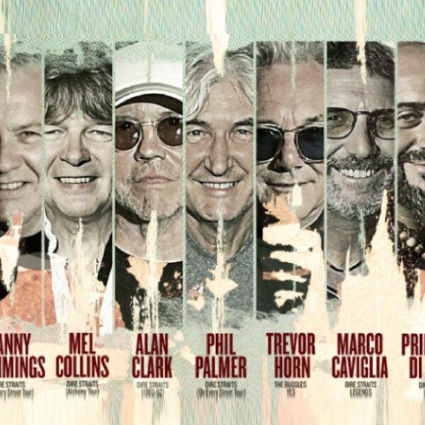 Концерт Dire Straits Legacy 18 апреля