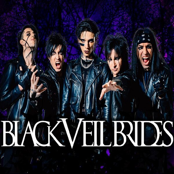 Концерт Black Veil Brides 7 июня