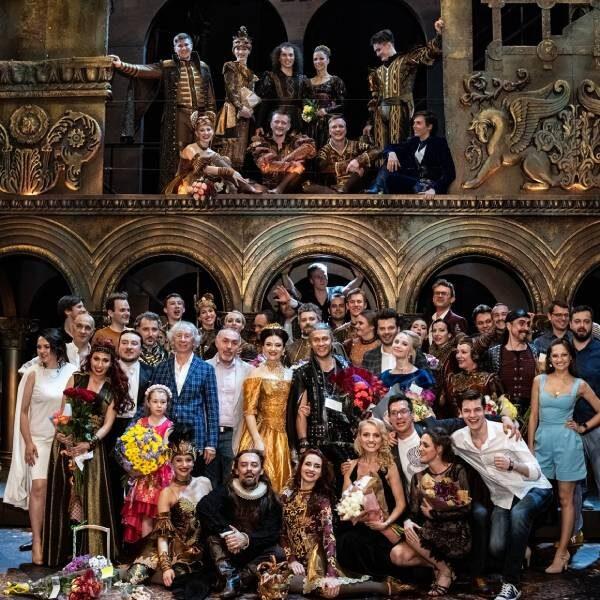 Мюзикл «Ромео VS Джульетта XX лет спустя» в Театре оперетты