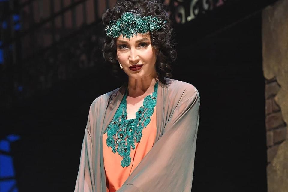 Ольга Бузова о своей роли во МХАТе: «Не попадаю в ноты? Так это специально!»