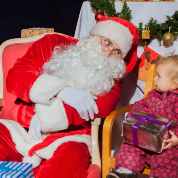 Рождественская ярмарка в Анненкирхе