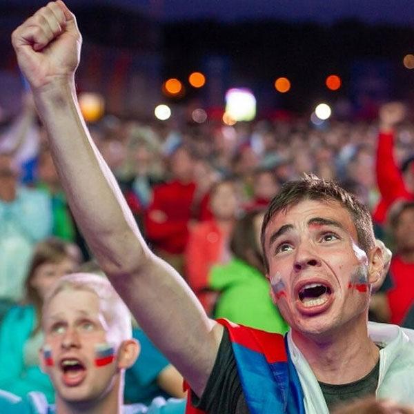 Вторая фан-зона «Евро-2020» по футболу