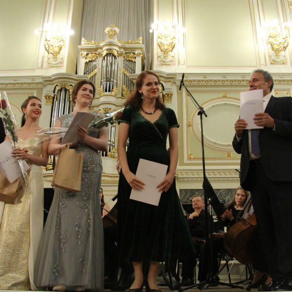 Музыкальный фестиваль-конкурс Георга Отса