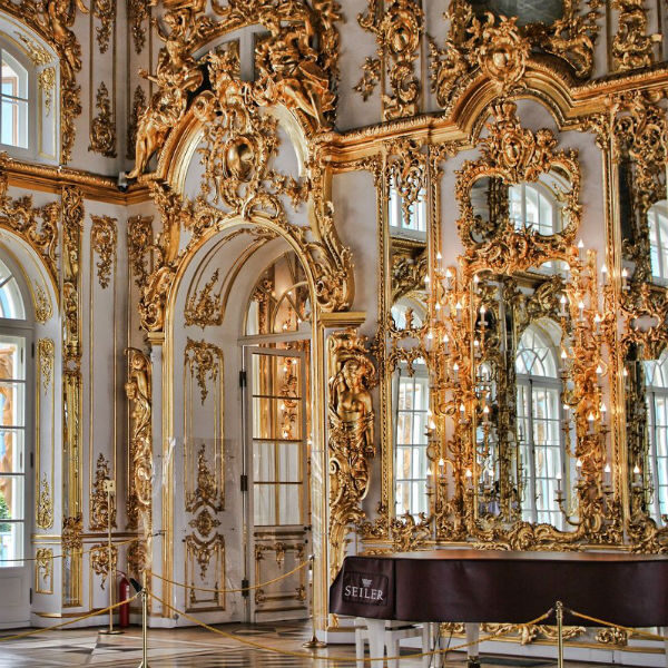 Фестиваль «Дворцы Санкт-Петербурга»