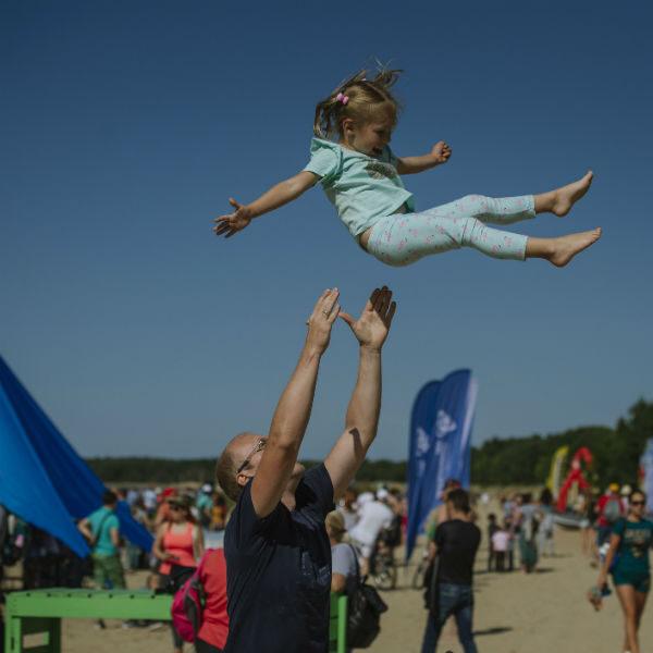Фестиваль водных видов спорта и еды «СерфПикник»