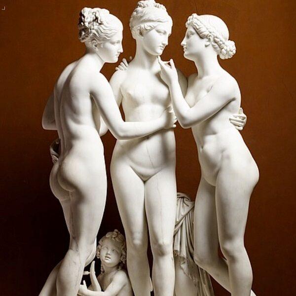Выставка «Античный миф в творчестве Бертеля Торвальдсена»