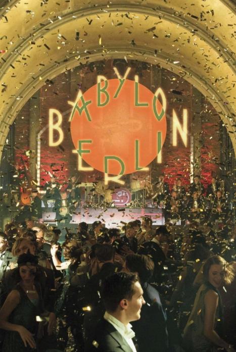 Вавилон Берлин 3 сезон