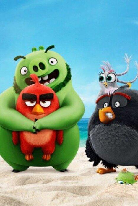 Angry Birds: Летнее безумие