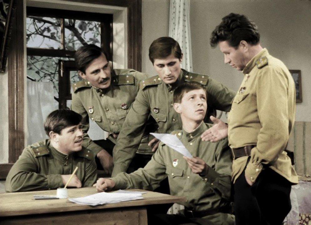 Зрители выбрали главные фильмы о Великой Отечественной войне