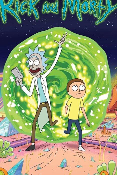 Рик и Морти 6 сезон