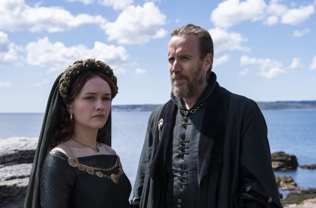 Оливия Кук рассказала о своей героине из «Дома дракона»