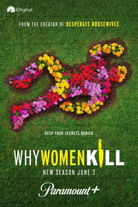 Почему женщины убивают 3 сезон