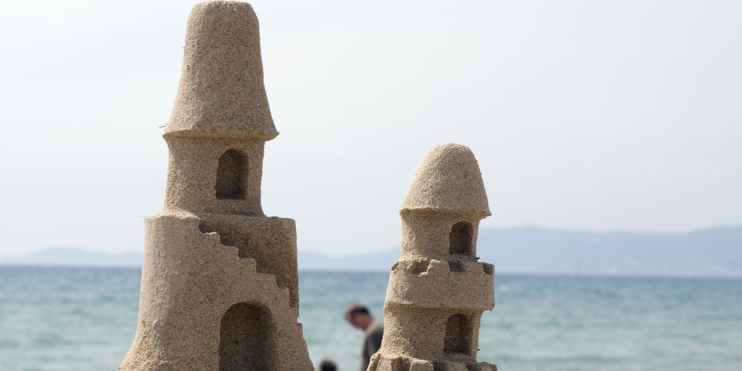 Главное событие лета в Витязево - фестиваль песчаных замковФото: globallookpress.com